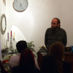 Orgonite workshop and seminar Modena 30 october 2011 -12