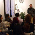 Orgonite workshop and seminar Modena 30 october 2011 -13